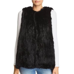 525 America Rabbit Fur Vest size XS
